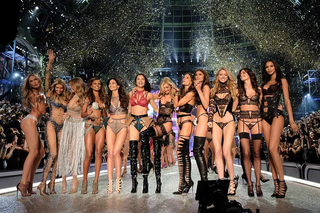 Here are our favorite ultra-glam looks from the Victoria's Secret show