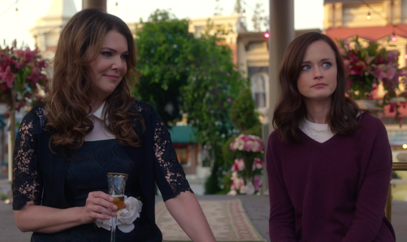 """Amy Sherman-Palladino believes that if Rory had been any older, the last four words of """"Gilmore Girls"""" would have been """"ridiculous"""""""