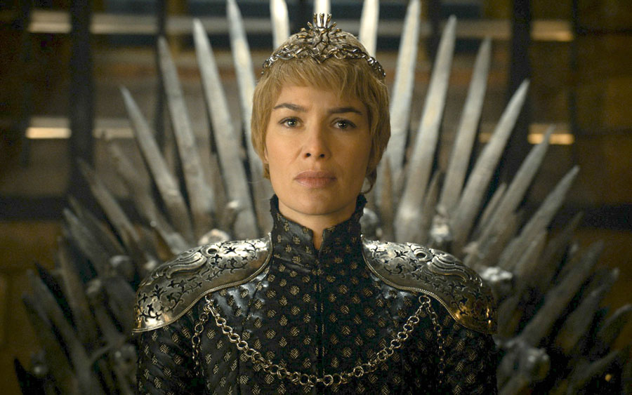 "Lena Headey just shared her first ""Game of Thrones"" Season 7 images and they will make you LOL"