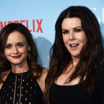 Lauren Graham almost got a really bad tattoo, but Alexis Bledel stopped her — which is SO Rory and Lorelai