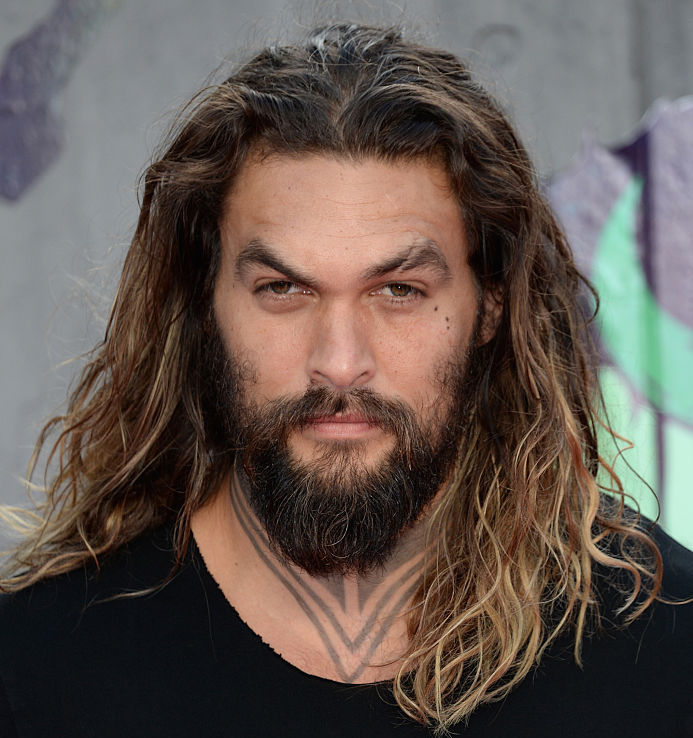 """This Photo Of """"Game Of Thrones'"""" Jason Momoa Is Actually"""