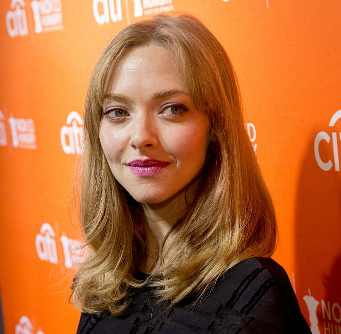 One of Amanda Seyfried's pregnancy side effects is downright bizarre