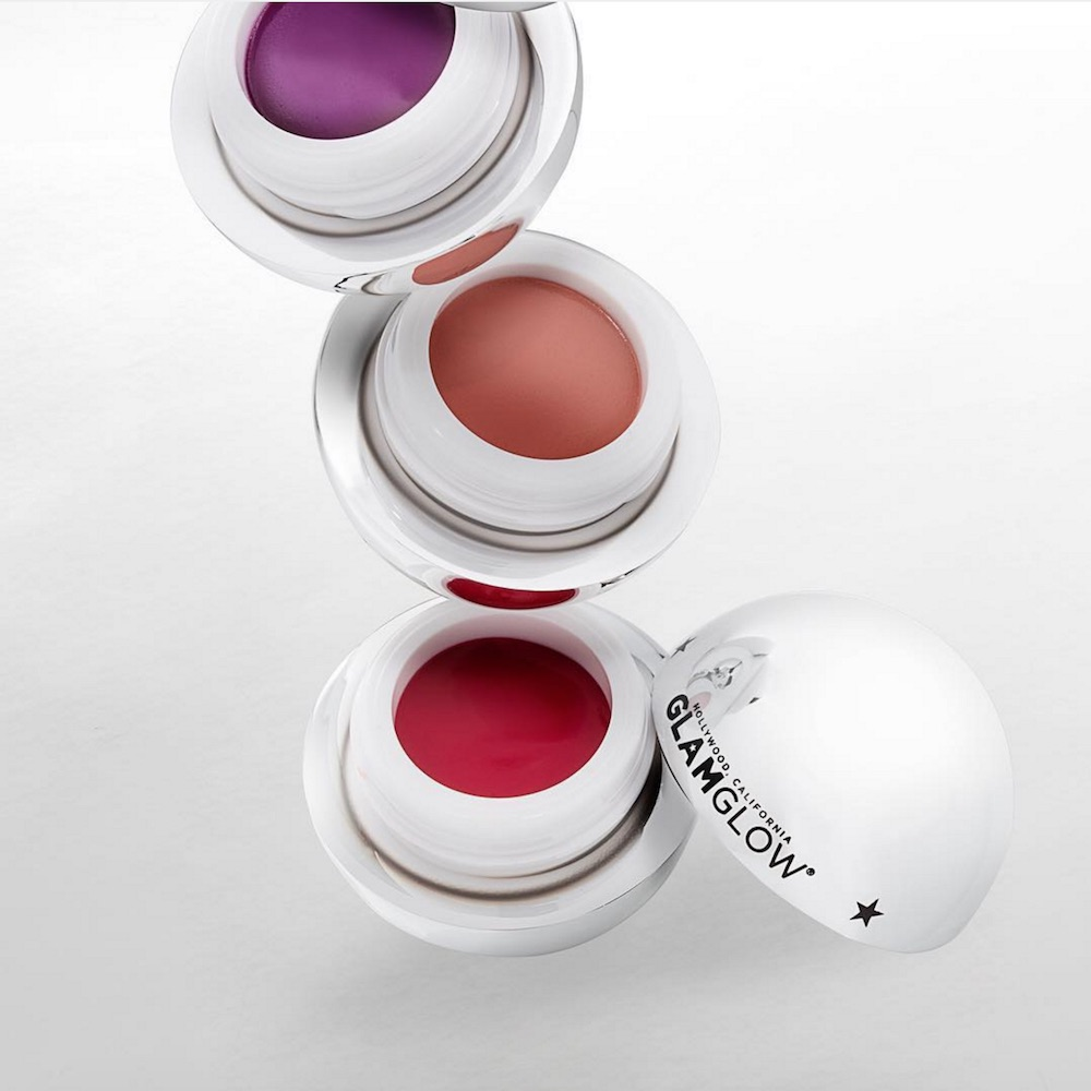 GlamGlow released six new shades of tinted lip balms just in time for your holiday shopping needs