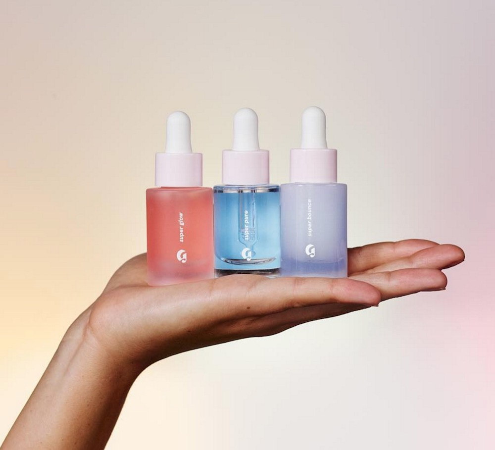 OMG: Glossier's beloved super serums are back and we are adding them to our cart ASAP