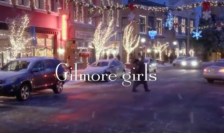 "Here's the ""Gilmore Girls: A Year in the Life"" opening credits we wanted this entire time"