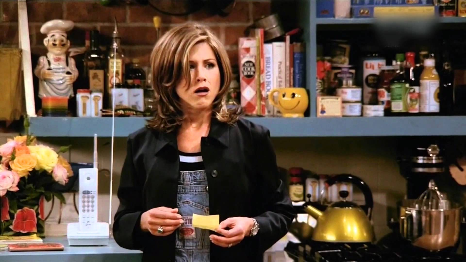 "Jennifer Aniston says THIS is why we can't have a ""Friends"" reunion"