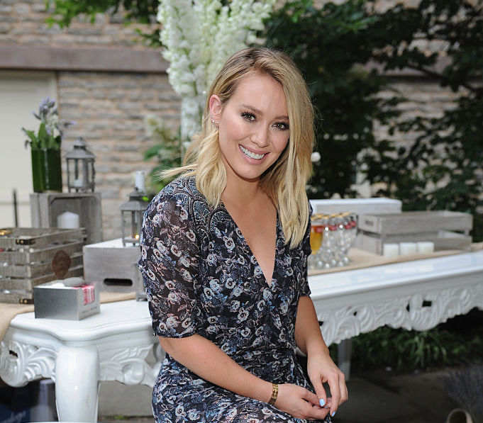 Hilary Duff says she's excited to say goodbye to her 20s, and we get it girl!