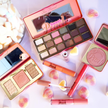 We're getting closer to the release of Too Faced's Sweet Peach collection, so here is everything we're DYING to get our hands on