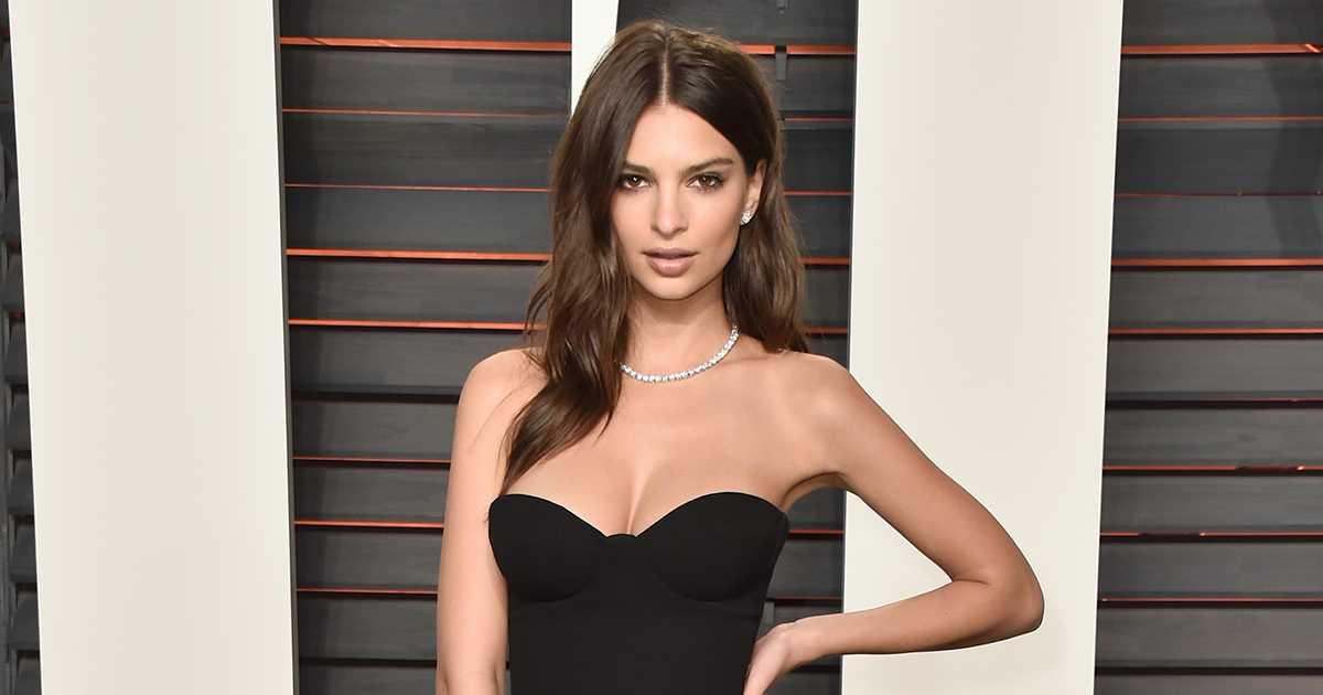 Nude photos of Emily Ratajkowski are being used without her permission and we're all SO fed up
