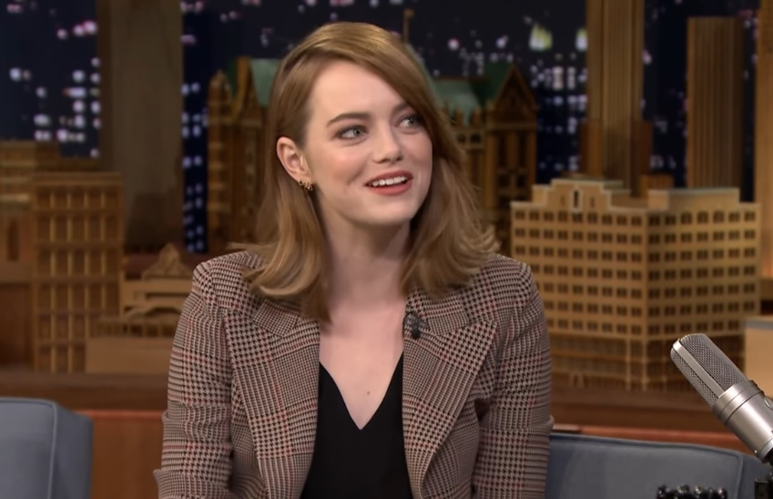 Emma Stone revealed the most bizarre story about the SNL 40th Anniversary Party, and of course it involved Prince