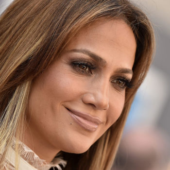 Jennifer Lopez got a black eye on set and worked through it like a total badass