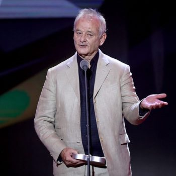 As it turns out, Bill Murray is a pretty big Lupe Fiasco fan