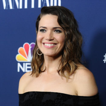Mandy Moore is obsessed with this one unexpected beauty trend — and now we want to try