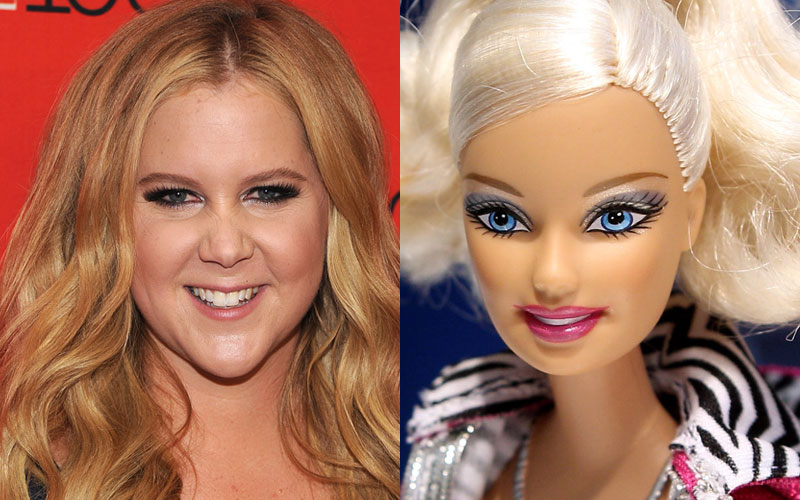 OMG! Amy Schumer is set to play Barbie in a live-action movie and this is maybe THE greatest news ever