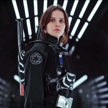 Lucasfilm president Kathleen Kennedy doesn't feel like Star Wars needs to cater to male fans, and we're fine with that