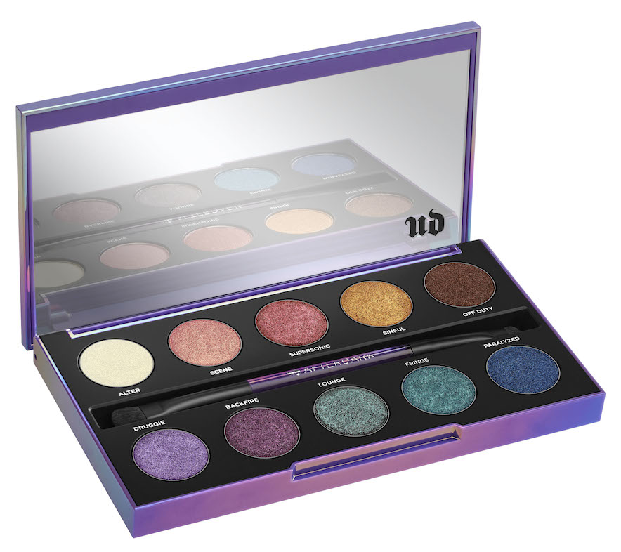 Urban Decay's new eyeshadow palette will make you feel like a character in an '80s synth movie