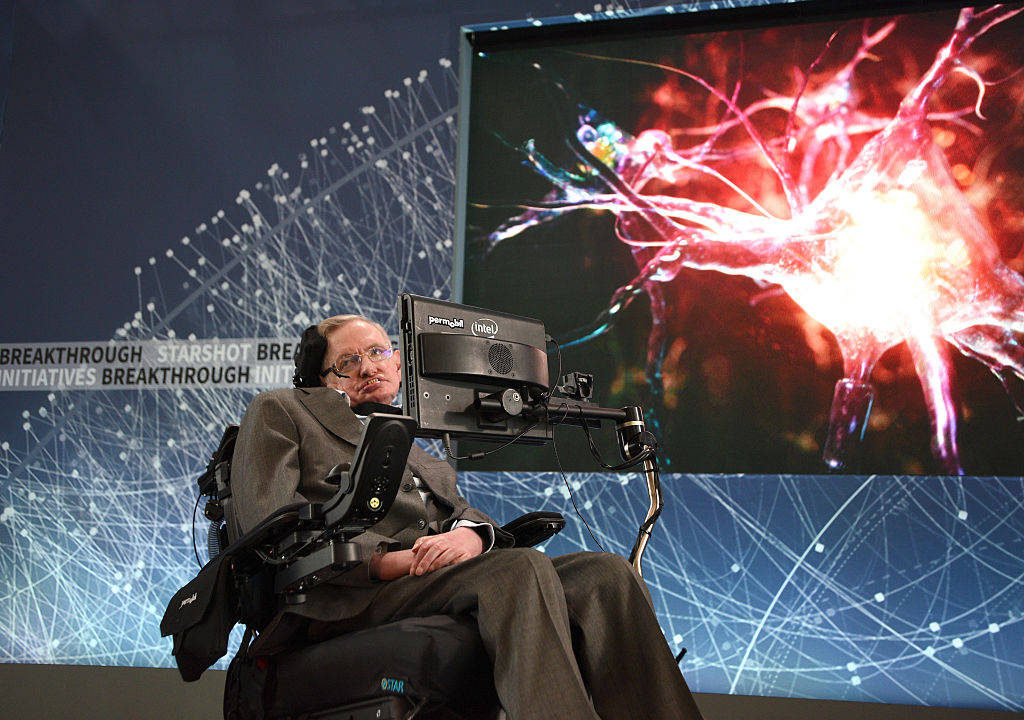Stephen Hawking says this is the one thing that's killing us, and fast