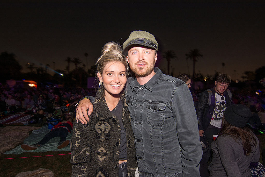 Aaron Paul surprises wife with all her BFFS in Thailand for her B-day and her reaction will melt you