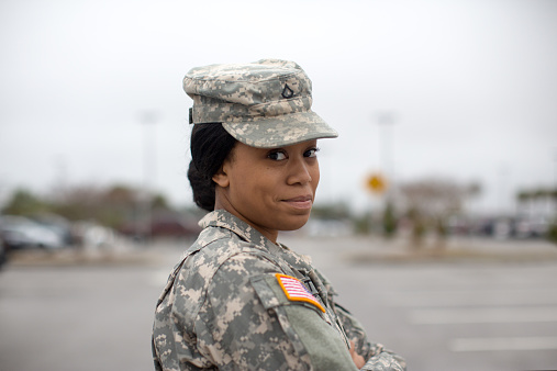 Here's what you need to know about women being drafted into the military