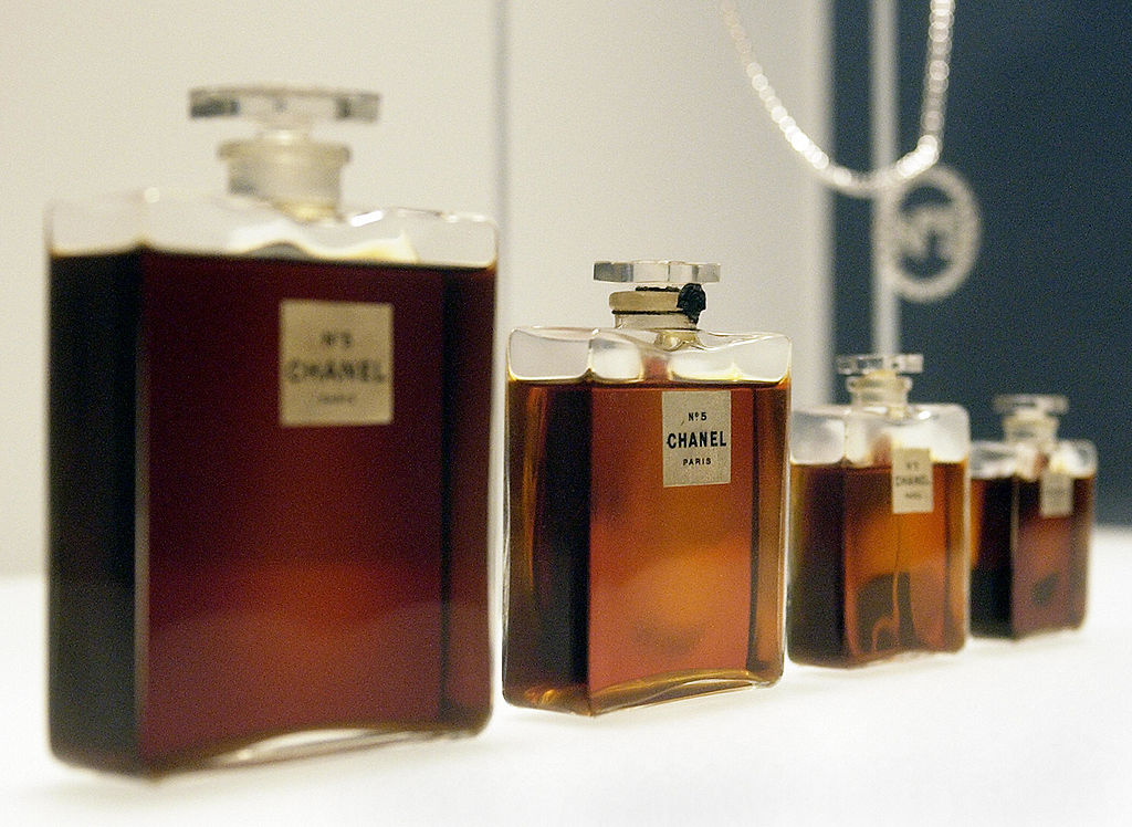 Chanel No. 5 perfume might be discontinued for a very strange reason