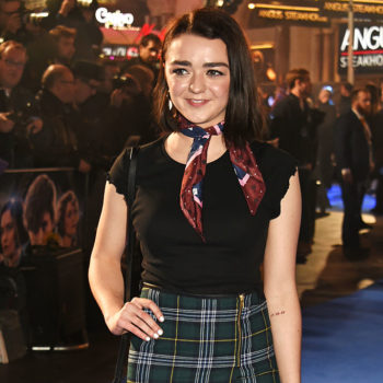 Maisie Williams is on a mission to save dolphins from hunters and here's her latest update