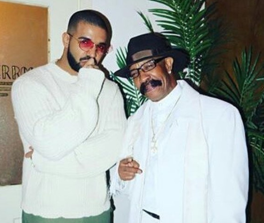 Drake's musician dad just put out his first new single in years
