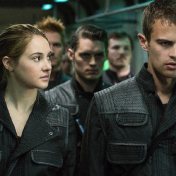 There's about to be a new book in the 'Divergent' series and we can't wait