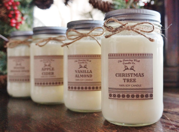 7 festive holiday candles to make your living space smell like a winter wonderland