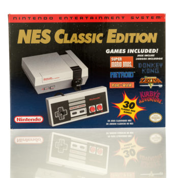 Where to buy the NES Classic mini, since supplies are super limited