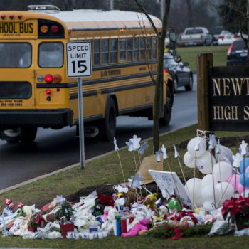 The new Sandy Hook PSA video is a chilling look at school violence