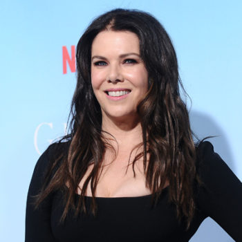 "Lauren Graham was ""obsessed"" with making this ""Gilmore Girls"" cameo happen"