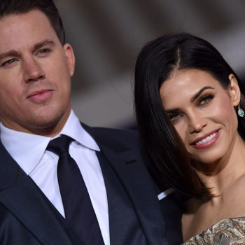 Channing Tatum just sent his wife Jenna the sweetest rainbow-inspired birthday message