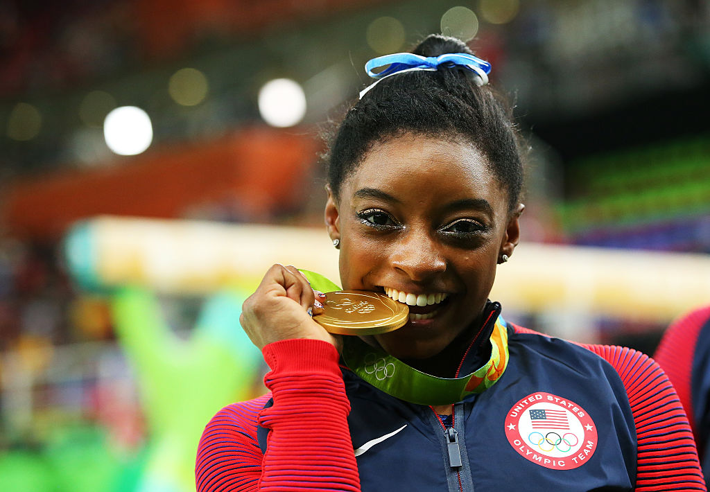 Simone Biles reveals how she found body positivity after a coach called her fat