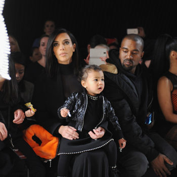 North West just inspired a fashion line because of course she did