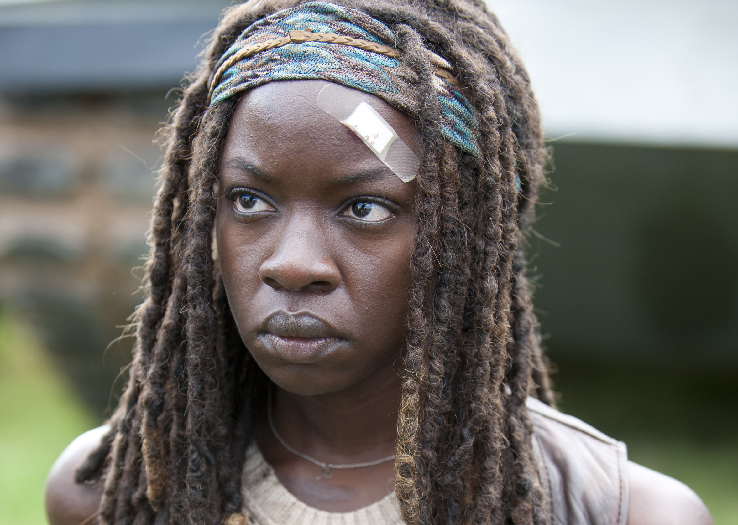 "Tonight's ""Walking Dead"" totally reminded us why we LOVE Michonne"