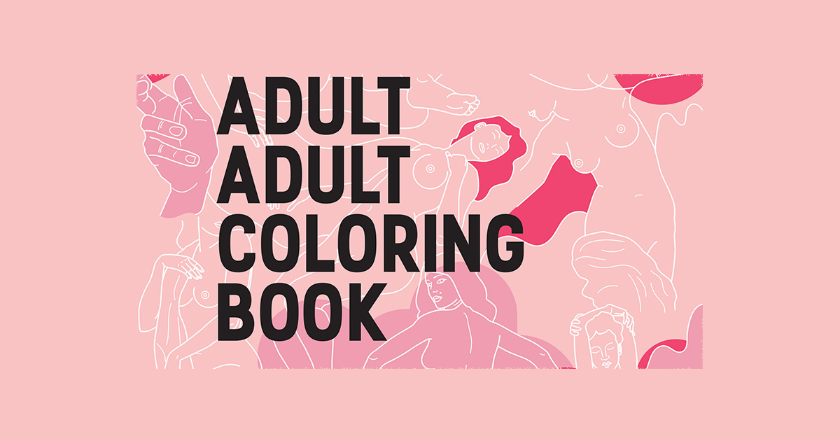 Pornhub has released a NSFW adult coloring book because 2016 can't be stopped