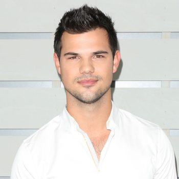 Taylor Lautner admitted that he can't wait to be a dad someday, and aww