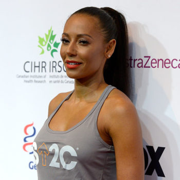 Mel B shared a nude selfie to encourage body positivity and we're feelin' it