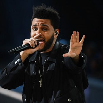 "The Weeknd's ""Starboy"" just got this mega honor, and we're way excited for him"