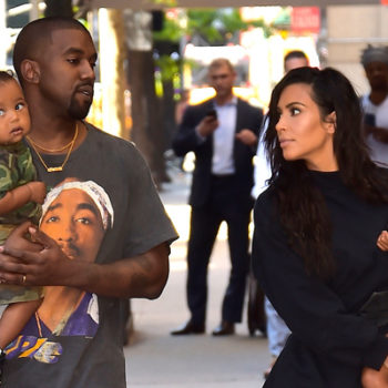 Here are some ridiculously cute photos of Saint West in honor of his 1st birthday — you're welcome