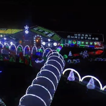 13 of the most insane holiday lights set-ups ever, because holiday cheer doesn't know when to quit