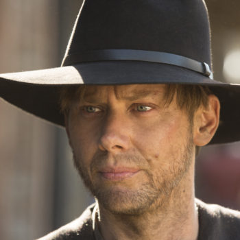 "Jimmi Simpson figured out his big ~twist~ in ""Westworld"" forever ago — because of his eyebrows"