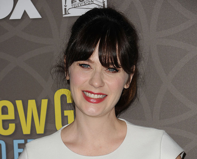 Zooey Deschanel just posted her first Instagram story and it's predictably adorable