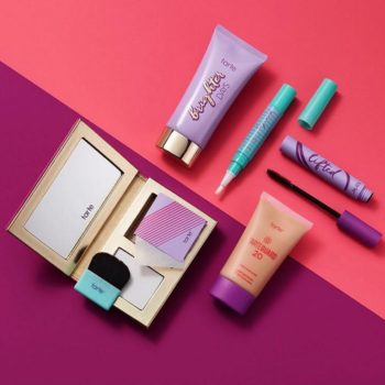 Tarte Cosmetics just launched a gym proof makeup collection and this might be the best thing ever
