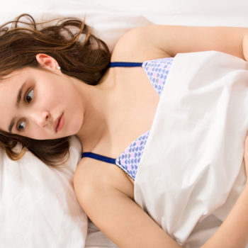 The earlier you get your period, the more likely you are to be at high risk for THIS