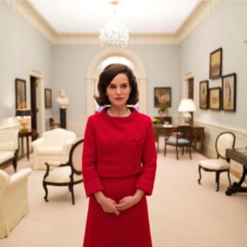 """Jackie"" is a haunting look into the life of the First Lady after JFK's assassination"