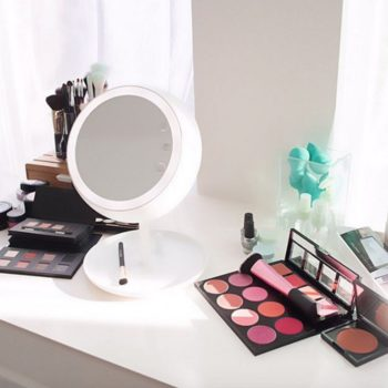 This affordable makeup mirror is a dream come true for beauty mavens