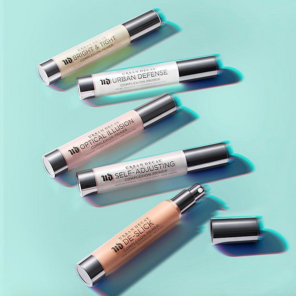 OMG: Urban Decay is coming out with new primers that will help with your complexion