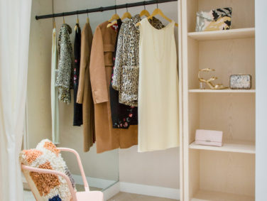 Rent the Runway just opened their first ever flagship location and it looks like a fashionista's dream