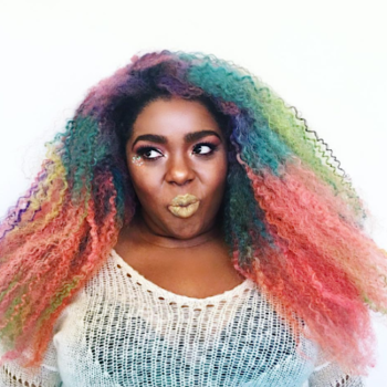 Amina Mucciolo talks new project that focuses on women of color who have unicorn hair